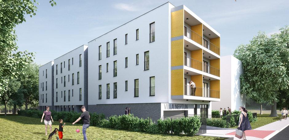 nowe mieszkania Targówek