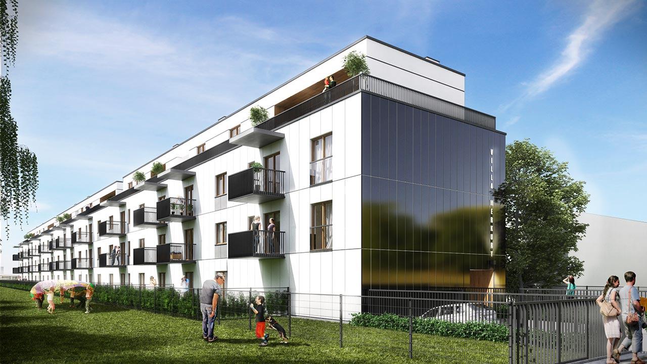 Villa Merkury - Warszawa Bemowo