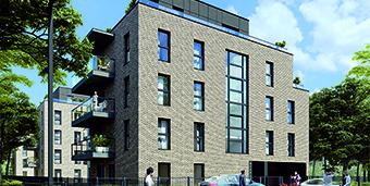Villa Merkury 3 - nowe mieszkania Bemowo